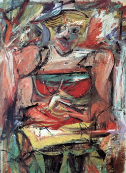 Willem de Kooning paintings Woman v Reproductions of paintings