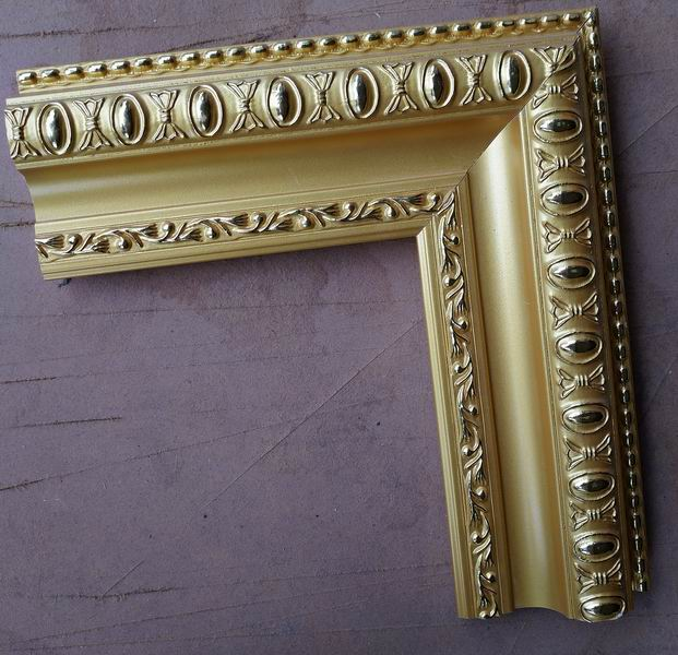 Frame Your Oil Painting buy from us, Bright golden style17