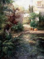 Landscape, Handmade oil painting on Canvas:G0054