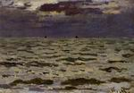 Reproduction of Seascape 1866