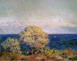 Reproduction of Claude Oscar Monet paintings At Cap D Antibes2
