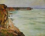 Reproduction of Claude Oscar Monet paintings Calm Weather Fecamp